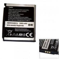 Аккумулятор Оригинал Азия Samsung D840 (AB394635CC)