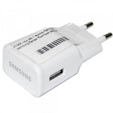 СЗУ-USB 1 выход max 2,0А /real 2,0A/ Samsung copy Fast Charge белая