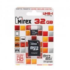 32GB Mirex MicroSD (Transflash) class 10