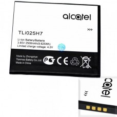 Аккумулятор Оригинал Азия Alcatel (TLp025H7) - (ТЕХ.УПАК)