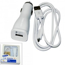 АЗУ Samsung (micro USB) 2A /real 1,6A/ (провод разъемный)