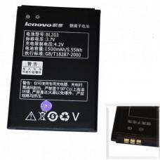 Аккумулятор Оригинал Азия Lenovo (BL203) A369i - (ТЕХ.УПАК)