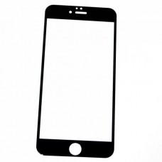 Защитное стекло iPhone 6 Plus/6S Plus 2,5D с рамкой черное /тех.пак/