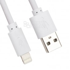 USB Кабель для Apple iPhone/iPad 8 pin (белый)