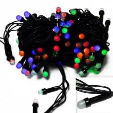 Гирлянда- нить LED-100 многоцветная /8м/