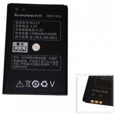 Аккумулятор Оригинал Азия Lenovo (BL214) A316/A208t/A269i/A269/A218t/A300t - (ТЕХ.УПАК)