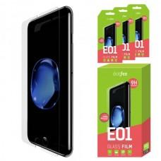 Защитное стекло iPhone 5/5S/SE 2,5D 3в1 DOTFES E01
