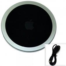 Беспроводная зарядная панель A8 черный