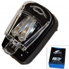 Универсальное зарядное устройство VOLTZ зарядки аккумуляторов ЕВРО+ USB (ЛЯГУШКА)