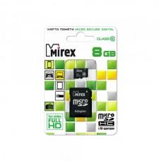 8GB Mirex MicroSD (Transflash) class 10