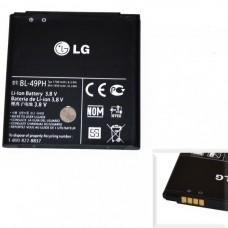 Аккумулятор Оригинал Азия LG F120L/F120/F120K (BL-49PH) - (ТЕХ.УПАК)