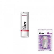 8GB USB 2.0 Flash Drive Mirex KNIGHT белый (FMUKWH08)